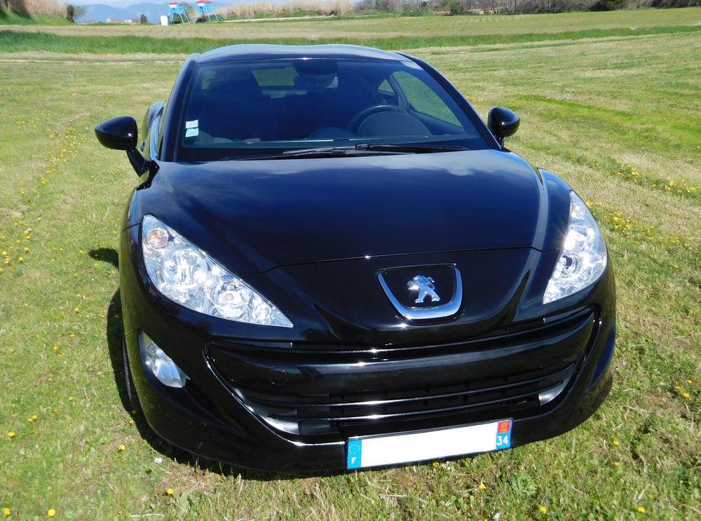 RCZ 2.0 HDi FAP 163ch 2010 occasion 34500 Béziers