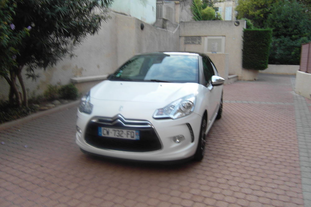 DS3 e-HDi 110 Airdream Just Mat 2013 occasion 13008 Marseille