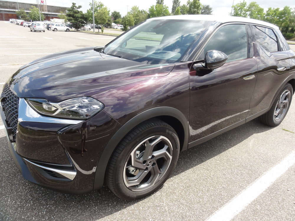 DS3 Crossback PureTech 130 S&S EAT8 Grand Chic 2019 occasion 68120 Richwiller