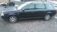 A6 Avant 2.5 TDI V6 - 180 Pack Quattro Tiptronic A 2003 occasion 74210 Faverges