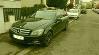 Mercedes Classe C 7800 67100 Strasbourg