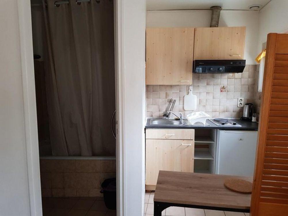 location Appartement - 1 pièce(s) - 21 m² Bordeaux (33000)