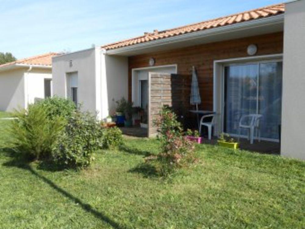 location Appartement - 2 pièce(s) - 36 m² Portets (33640)