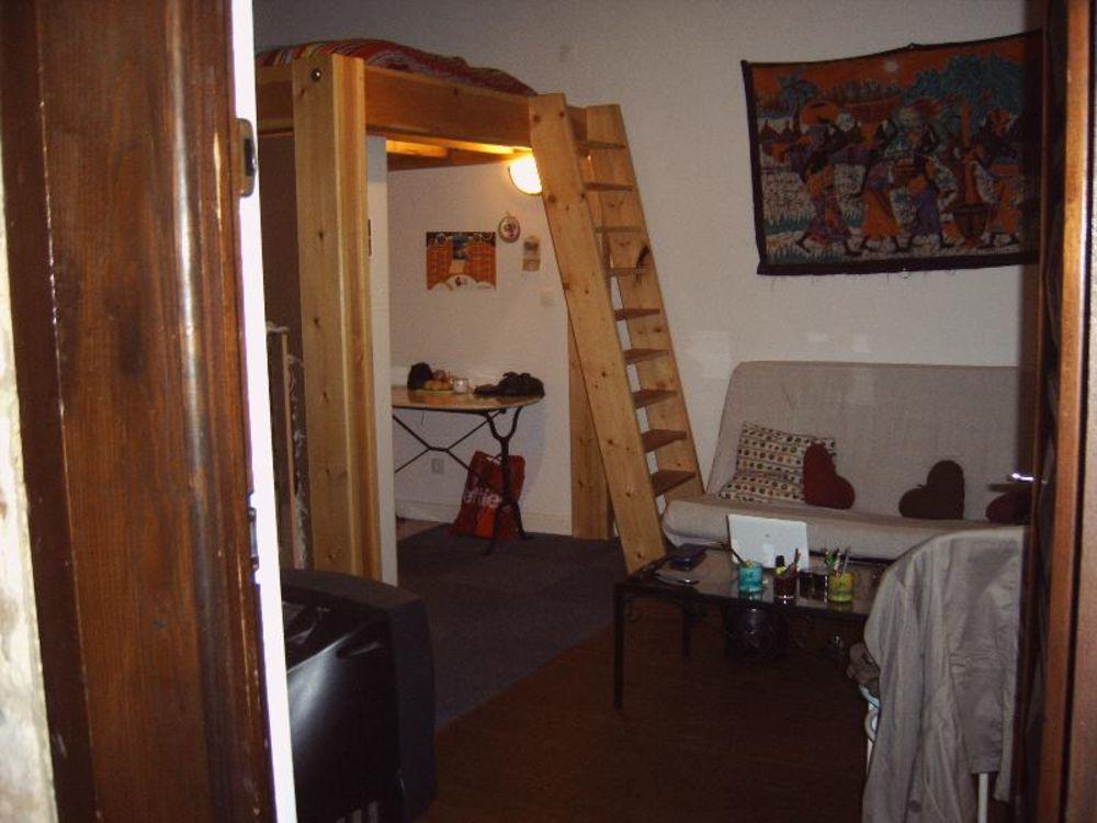location Appartement - 1 pièce(s) - 25 m² Bordeaux (33000)