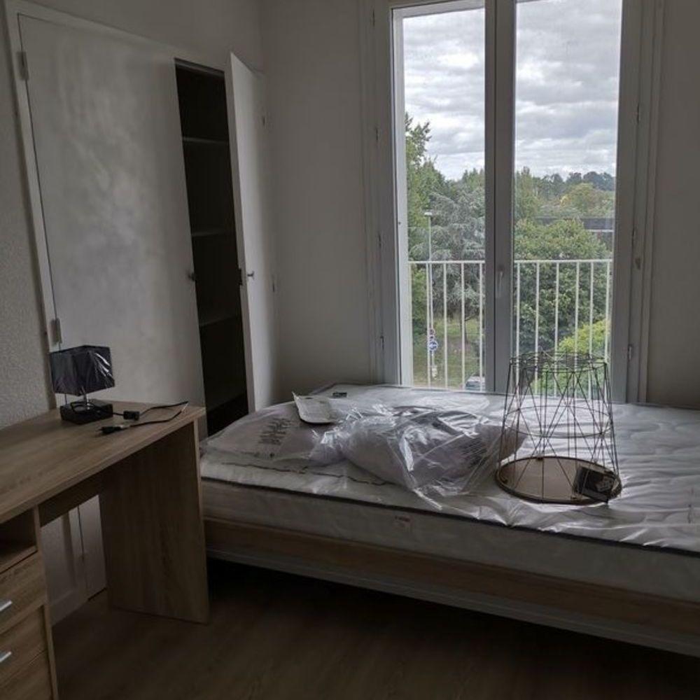 location Appartement - 1 pièce(s) - 12 m² Villenave-d'Ornon (33140)