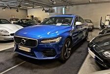 Volvo S90 R-Design T8 Twin Engine 407ch 2018 occasion Le Mesnil-en-Thelle 60530