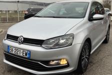 Volkswagen Polo V 1.4 TDI 90 BMT Allstar 5p 2017 occasion Sévrier 74320