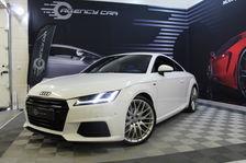 Audi TT S III 2.0tfsi 230ch S line quattro S tronic 2014 occasion Coignières 78310
