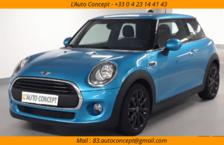 Mini MINI COUPE III (F56) One 102ch 2017 occasion Toulon 83200