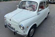Fiat Tipo 600 1963 occasion Paris 75013