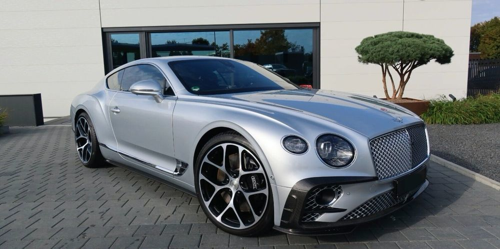 Continental GT 6.0 W12 4WD - MANSORY 2018 occasion 92100 Boulogne-Billancourt