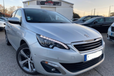 Peugeot 308 1.6L HDi 115 CAMERA CUIR GPS XENON TOIT PANO LED FELINE 10590 69100 Villeurbanne