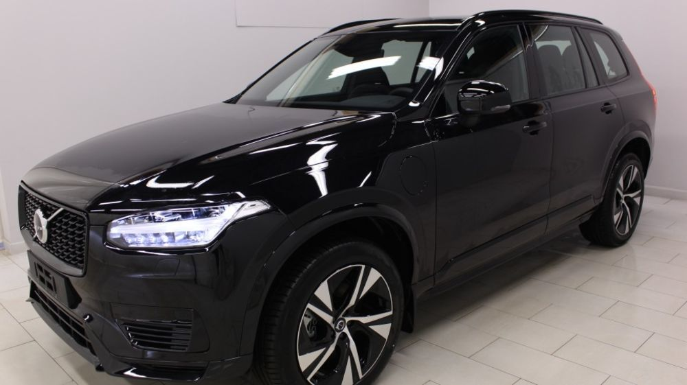 XC90 Recharge T8 AWD 303+87 ch Geartronic 8 7pl R-Design occasion 63000 Clermont-Ferrand