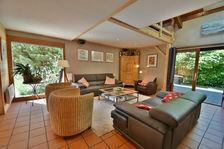 Villa d'architecte, au cœur d'un jardin arboré 649000 Faverges (74210)