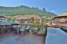 Grand appartement avec terrasse, vue montagnes 255000 Saint-Ferréol (74210)