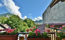 Appartement T3 chaleureux avec terrasse et jardin partagé 231000 Faverges (74210)