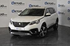 Peugeot 5008 II 1.5BlueHDI S&S EAT8130cvAllure + GPS 3D + Mi-Cuir + JA18 + Radars AV+AR + Camera 180 + Active Safety Brake + 30970 34970 Lattes