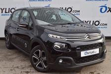 Citroën C3 III 1.6 BLUEHDI 75 S&S FEEL GPS TACTILE CLIM AUTO AIRBUMP BLACK 11990 34970 Lattes