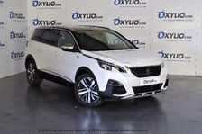 Peugeot 5008 II 2.0 BLUEHDI 180 S&S GT EAT6 2018 occasion France 34725