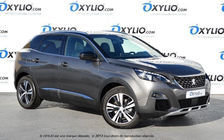 Peugeot 3008 II 2.0 BLUEHDI 180 S&S GT EAT8 2018 occasion France 34725