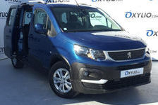 Peugeot Rifter LONG 1.6 BLUEHDI 75 ACTIVE 2018 occasion France 30620