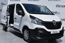Renault Trafic III FOURGON TOLE GRAND CONFORT L2H1 1300 ENERGY DCI 125 20868 34970 Lattes