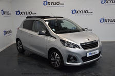Peugeot 108 1.0 VTI 72 TOP! COLLECTION 5P CAMERA + TOIT OUVRANT 11970 30620 Uchaud