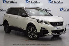 Peugeot 5008 II 1.5 BLUEHDI 130 S&S GT LINE 2019 occasion France 33610