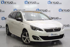 Peugeot 308 II SW 2.0 BLUEHDI 150 GT LINE EAT6 GPS CAMERA PARK ASSIST TO 2017 occasion France 34970