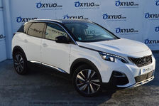 Peugeot 3008 II 1.6 BlueHDI S&S EAT6 120 cv Allure Business 2017 occasion France 34970