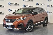 Peugeot 3008 1.6BlueHDI S&S EAT6120cvGT Line + GPS 3D + Mi-Cuir + JA1 2018 occasion France 34970