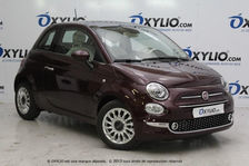 Fiat 500 II (2) 0.9 8V 85 TWINAIR S/S LOUNGE 10 KMS 12970 34970 Lattes