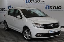 Dacia SANDERO II (2) 1.0 SCE 75 LAUREATE 18 8990 38300 Bourgoin-Jallieu