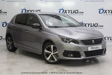 Peugeot 308 II (2) 1.5 BLUEHDI 130 S&S GT LINE GPS CAMERA 2018 occasion France 34970