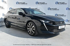 Peugeot 508 BlueHDi 160ch S&S Allure Business EAT8 2019 occasion France 30620