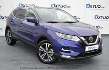 Nissan Qashqai II (2) 1.5 DCI 115 N-CONNECTA 2018 occasion France 30620