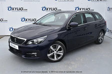Peugeot 308 II (2) SW 1.5 BLUEHDI 130 S&S ALLURE 2019 occasion France 30620