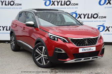 Peugeot 3008 II 2.0 BLUEHDI 180 S&S GT EAT8 CAMERA TOIT OUVRANT 2018 occasion France 34970