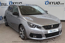 Peugeot 308 II (2) 1.5 BLUEHDI 130 GT LINE 2019 GPS 3D TOIT PANO 2019 occasion France 34725