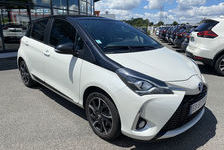 Toyota Yaris 110 VVT-i Collection 5p 2017 occasion France 42300