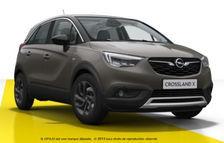Opel Crossland X 1.2 TURBO 110 DESIGN 120 ANS 2019 occasion France 30620