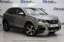 Peugeot 3008 II 1.5 BLUEHDI 130 S&S ALLURE EAT8 Grip Control 2019 occasion France 34725