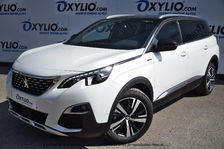 Peugeot 5008 II 2.0 BLUEHDI 180 S&S GT EAT8 2018 occasion France 34970