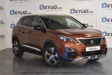 Peugeot 3008 II 1.5 BLUEHDI 130 S&S GT LINE EAT8 2018 occasion France 34970