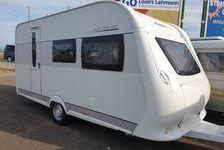 HOBBY Caravane 2015 occasion Oberschaeffolsheim 67203