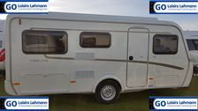 ERIBA Caravane 2019 occasion Oberschaeffolsheim 67203