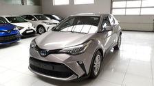 Toyota C-HR 1.8 Hybrid 122ch DYNAMIC  occasion Dijon 21000