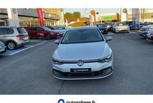 Volkswagen Golf 1.4 Hybrid Rechargeable OPF 204 DSG6 Style 1st 2020 occasion Château-Thierry 02400