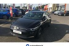 Volkswagen Golf 1.4 Hybrid Rechargeable OPF 204 DSG6 Style 1st 2020 occasion Châtellerault 86100