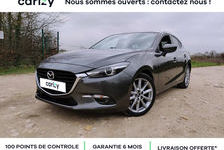 Mazda Mazda3 2.2L SKYACTIV-D 150 ch Signature 2018 occasion Conflans-Sainte-Honorine 78700